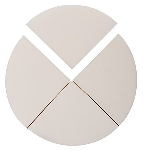 Eponge latex triangle 4 und.