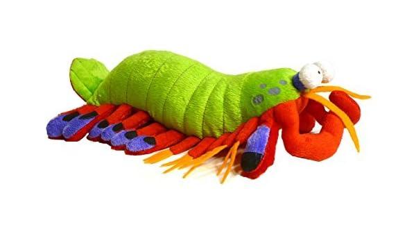 35,6 cm Harlequin der Mantis Garnelen Plüsch Stofftier Spielzeug ...