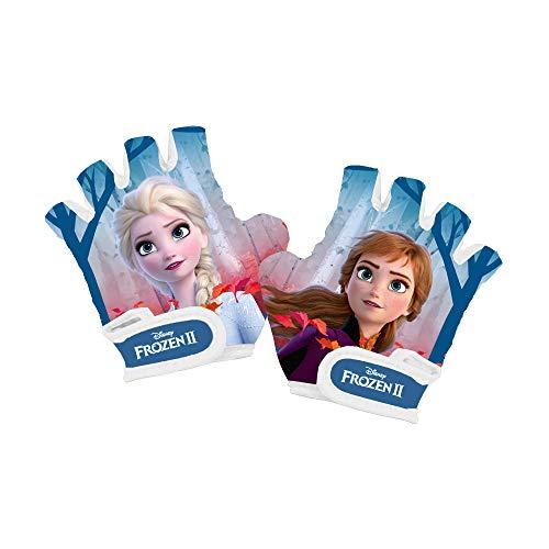 Disney II Kinderfahrrad Segreto von Arendelle Frozen 2 Handschuhe ohne Zähne, Mehrfarbig, 4-8 Jahre