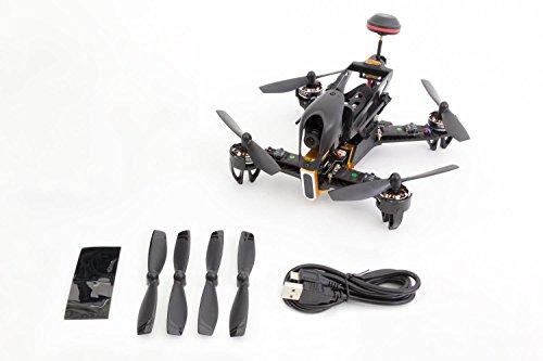 XciteRC 15003950 - FPV Racing Quadrocopter F210 RTB mit Sony HD Kamera, schwarz - 2