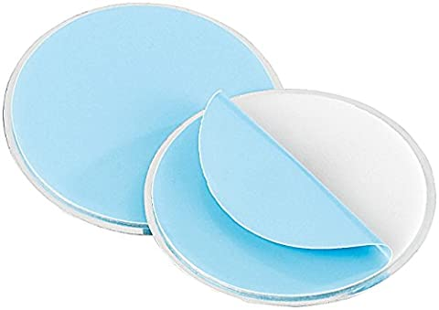 Magnet Pad for Smoke Detectors - Mounting without Drilling with Adhesive Pad [version:x8.3] by