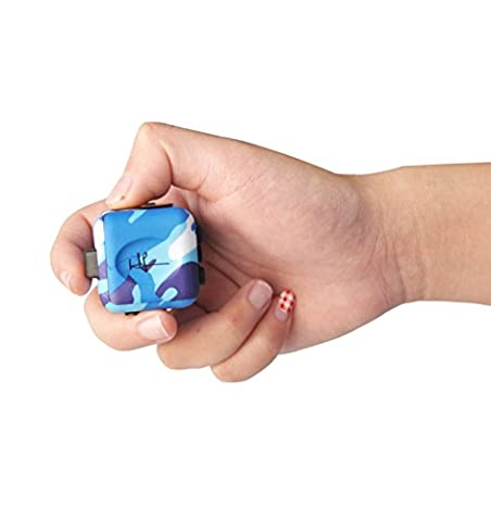 Highline Fidget Cube Fidget Toy for ADD and Stress Relief Fidget Sensory Gadget for Adults and Children