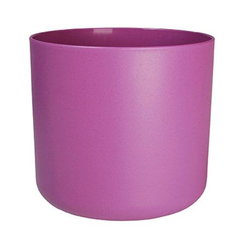 elho-2054203-bruselas-frescos-redondos-maceta-de-flores-de-color-purpura-de-25-x-25-x-20-cm