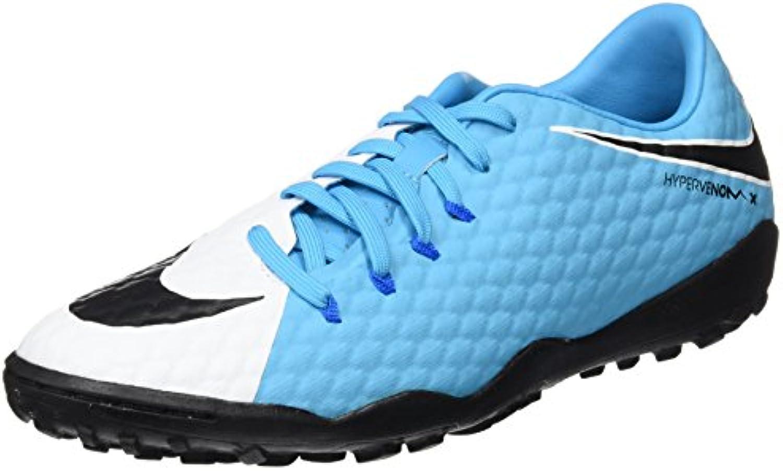 Nike Herren Hypervenom X Phelon Iii TF 852562 104 Fußballschuhe