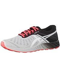 asics fuzeX Lyte - Zapatillas triatlón para hombre - gris/negro Talla 41,5 2016