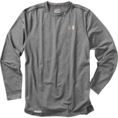 Under Armour Herren Shirt THE CG FITTED CREW, trg, SM