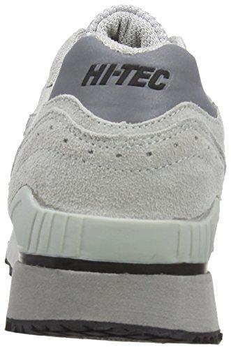 Hi-Tec - Silver Shadow Ii, Scarpe Sportive Outdoor, unisex Argento (Silver/Grey)
