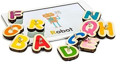 Marbotic Smart Letters - Vernetzte Holzbuchstaben für Tablets