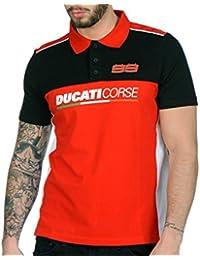 Pritelli 1716003Polo Ducati Corse Jorge Lorenzo 99, taille M