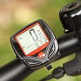 Fiets Speedometer Waterdichte LCD Digitale Display Tafel Fiets Odometer Speedometer Rijden Stopwatch