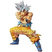 Banpresto 26740 - Dragon Ball DXF the Super Warriors Special Figure - Ultra Instinct Goku, 18 cm
