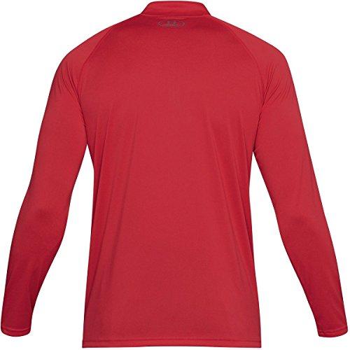 Under Armour Herren Ua Tech 1/4 Zip Fitness-Sweatshirts Pierce