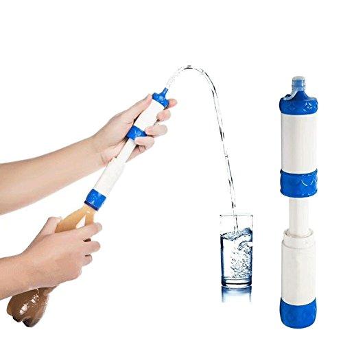 Persönliche Wasserfilter 1000L Outdoor Mini Druckwasser Filtration System Für Wandern Camping Trave, Outdoor Wasserfilter