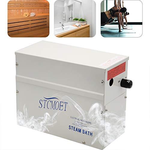 Hanchen 3KW Generador Vapor Sauna/Baño Turco/Ducha
