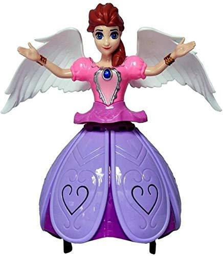 RADHE Naughty Robot Doll for Kids