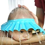 Futaba Adjustable Baby Shower Cap - Blue