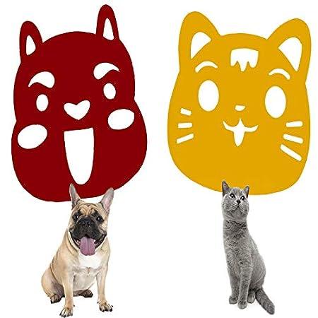 enogoods 2x Tierhaarentferner Haustier Haarentferner Flusensiebe für Waschmaschine Haarfänger Haarentfernung, Wiederverwendbar, für Hundehaar, Katzenfell, alle Haustiere