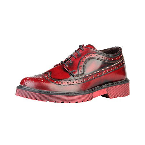 Ana Lublin Lena, Chaussures Femme Rouge