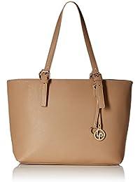 Lino Perros Women's Handbag (Beige)