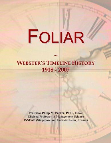 foliar-websters-timeline-history-1918-2007
