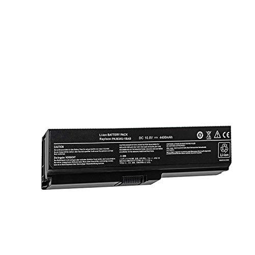 PA3817U PA3817U-1BRS PA3818U-1BRS PA3819U-1BRS PABAS228 Laptop Battery for Toshiba Satellite C650 C650D C655 C660 C660D C670 C670D L600 L630 L675 L675D L700 L730 L770 L770D M640(10.8V 4400mAh 48.8wh)