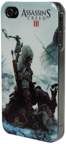 SBS XJAC0583 Assassins Creed III Iphone 4/4S Ironic KILL Custodie