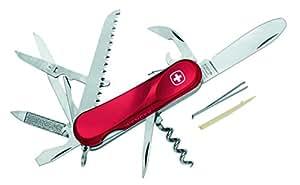 Wenger Messer Schweizer Taschenmesser Kindermesser Länge geöffnet: 15.0 cm, 156393