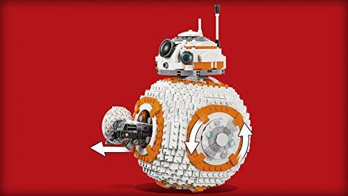 LEGO Star Wars - Juego de construcción BB-8 (75187)