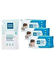Mee Mee Mild Baby Liquid Laundry Detergent, 500ml