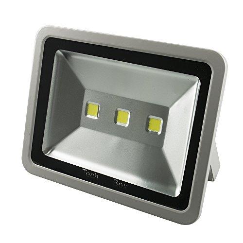 10W 20W 30W 50W 70W 100W 150W 200W 300W LED Lampe Scheinwerfer Fluter Licht Kaltweiß in silber grau Flutlicht Innen-Außenstrahler Strahler IP65 wasserdicht Flutbeleuchtung (150 Watt)