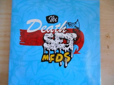 CD12 42 The Death Set  Negative Thinking   MFDS  Promo 4 tracks CD  c378512db