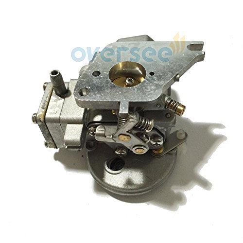 yamasco Vergaser Montage 6E0–14301–05/6E3–14301–00Für Yamaha 4HP 5HP 2Takt Außenborder Motor Motor
