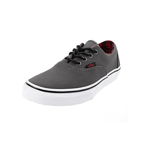 Vans Era Kids Nubuck Pewter Buffalo Grey Grau