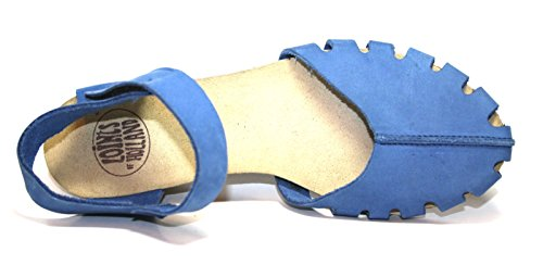 Loints of Holland 16433 Damen Sandalen (ohne Karton) Blau (blau 152)