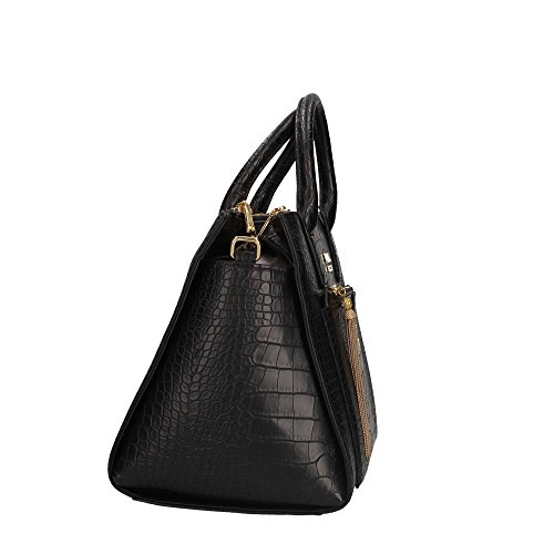 Mytwin by Twin Set VA7PDL Borsa A Mano Donna Nero
