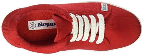 Beppi - Canvas 2135181, Scarpe sportive Donna Rosso (Red)