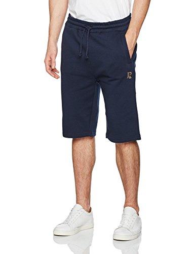 JP 1880 Große Größen Herren Shorts Sweathose Kurz Blau (Blau 70), 68 (Herstellergröße: 4XL)