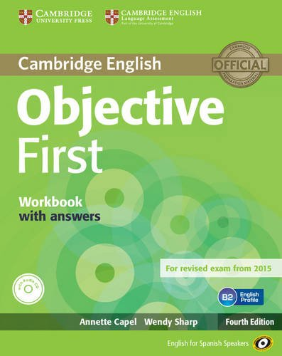 Objective First for Spanish Speakers Workbook with