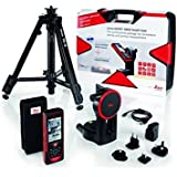 Leica Geosystems DISTO D810 Das Profi-Komplettsystem für Praktisches Anzielen, Präzises Messen und das Dokumentieren mit Bildern, bis 250 m Messbereich, Bluetooth Schnittstelle für Apps