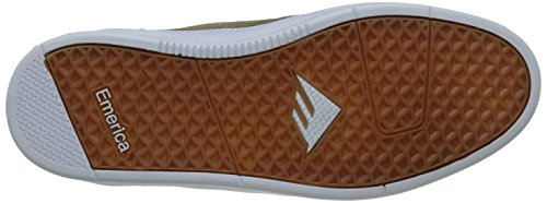 Emerica The Westgate Cruiser Lt, Herren Skateboardschuhe Beige (tan 260)
