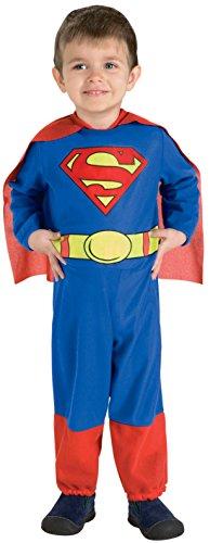 Superman TM-Kostüm für Jungen - 6-12 -