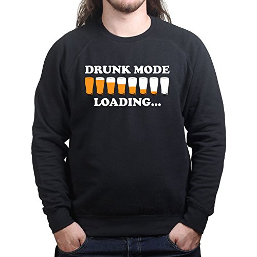 Drunk Mode Drinking Game Party Pullover