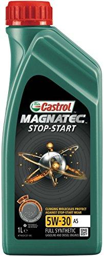 Castrol Magnatec Stop-start Huile moteur 5W-30A5 pas cher