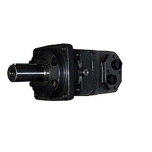M + S Hydraulische Motor 800cc/Rev 4Bolt Mount 50mm gerade eingegeben Schaft (Mount Hydraulik-motor)