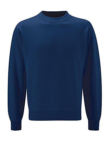 NEW Blue Max selezionare goccia della swearshirt Spalla Junior per bambini Casual Maglione N Blue 2 Anni