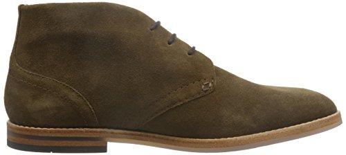 H Shoes Houghton 3, Stivali Chukka Uomo Marron (Suede Tobacco)