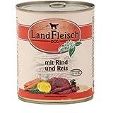 LandFleisch | Pur Rind & Reis extra mager | 6 x 800 g