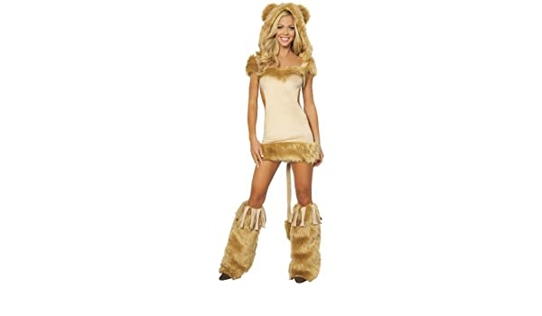 Sexy cowardly lion