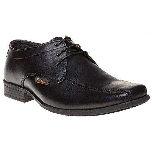 Ben Sherman Dexi Lace Garcon Chaussures Noir Noir