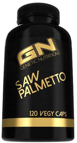GN Laboratories Saw Palmetto Sägepalmextrakt 600mg Sägepalme Testosteronspiegel Immunsystem 120 Kapseln - Sägepalme 120 Kapsel
